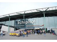 Cargo Warehouse Operator, Amsterdam, Schiphol Airport,