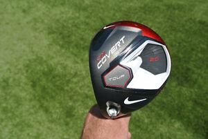 Nike VRS Covert 2.0 Tour Driver - Left Handed / Stiff Shaft