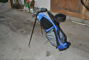 Prestwick Golf Clubs and Bag