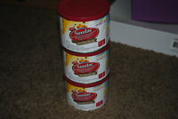3 Cans of Similac Formula - Partially broken down - Omega 3 and