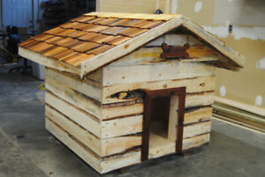 Large Fully Insulated dog house Many sizes and styles