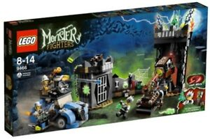 New & Sealed - Lego Monster Fighters set (Scientist's lab)