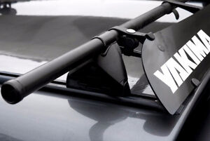 ROUNDBARS (PAIR) for YAKIMA Roofrack
