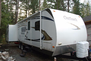 2010 Keystone Outback 300BHS Travel Trailer 32'8""