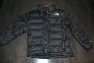 THE NORTH FACE down filled winter coat, size small (7/8) $50.00