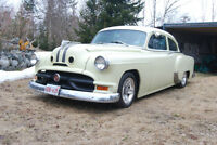1953 Pontiac two Door Post