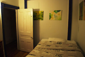 Chambre 8 m2 à partir de/from: 355$/m (room from) #16 NM