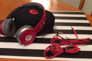 Écouteur Monster Beats by Dre Solo HD RED special edition