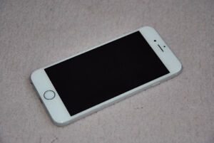 Silver iPhone 6, 16 GB locked to Bell/Virgin *GREAT CONDITION*