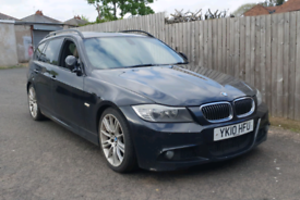 BMW 3 SERIES 320D M SPORT PLUS BUSINESS EDITION ESTATE TOP SPEC AUTO