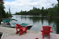 Try a Lkae Temagami Vacation INSTEAD!