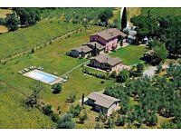 Tuscany - Holiday homes with Pool