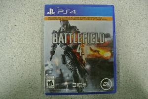 Jeux PS4 Battlefield 4