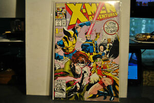 X-Men Adventures #1 (Nov 1992, Marvel) 1st Print VF+