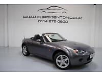 2008 MAZDA MX-5 2.0I ROADSTER, FULL SERVICE HISTORY, ONLY 2 OWNERS