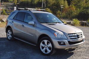 2009 Mercedes-Benz ML320 BlueTec SUV