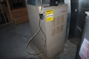 Oil Furnace and Chimney $500