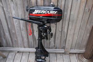 Mercury 3.3HP Motor
