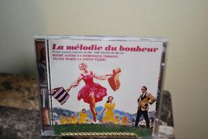 3 CD - TOUT GENRES DE MUSIQUE