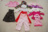 12-18 months Baby Girl Winter Clothes Gymboree, Carters