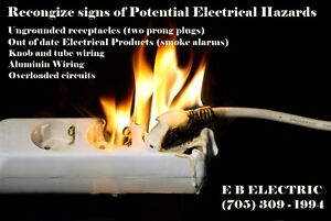 EB Electric - Reasonable rates with outstanding quality Peterborough Peterborough Area image 2