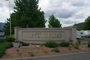 "OPEN HOUSE MAY 27-29  1-3 P.M.  MONTICELLO "" 55+ CONDOS"