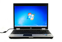 "Ready For NAV 15.4"" HP Elitebook 8530p Rugged Laptop w GPS"
