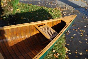 1961 Chestnut Cruiser Canoe Kitchener / Waterloo Kitchener Area image 2