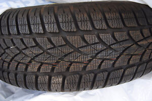 Dunlop Winter Tire 235-60-18