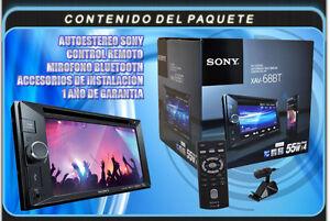 SONY, dvd Bluetooth USB, AUX IPOD, IPHONE ...,Garante un ans