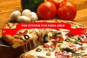 BRAND NEW POS FOR PIZZA IS NOW ON SALE