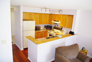 2 bedroom condo in Collingwood available for long term rental