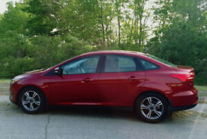 Lease Take-Over - Ford Focus 2016 SE - $1500 Cash Incentative