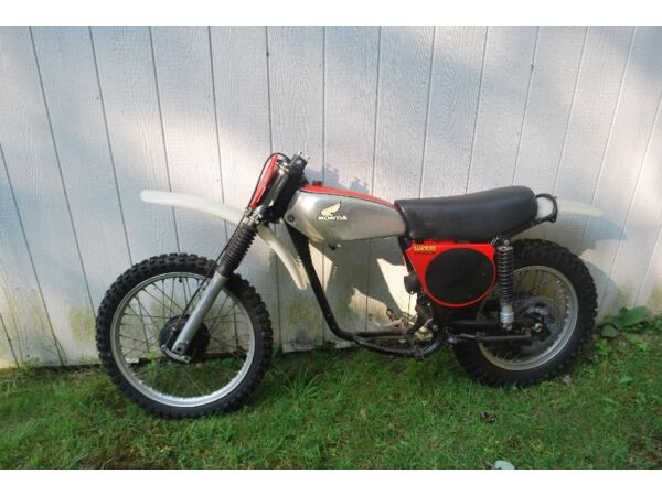Used 1975 Honda CR
