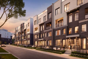 New Urban Towns - Erin Mills | Mississauga | Move In 2020