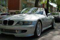 1999 BMW M Roadster & Coupe Mz3 Convertible