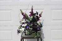4 Beautiful flower arrangements
