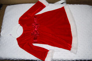 Baby Christmas Dress 9 months