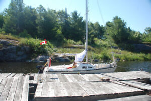 20ft.sailboat trade or sell
