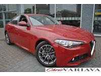 2016 Alfa Romeo Giulia 2.0 TB Super 4dr Auto ** EXCELLENT VALUE FOR MONEY ** Pe