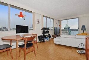 1 Bedroom-19th floor-West Of Denman- Next To The English Bay