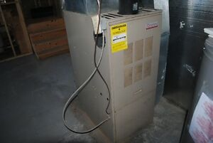 Oil Furnace with Chimney $550