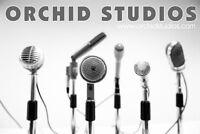 Orchid Studios : East Vancouver's Boutique Recording Facility