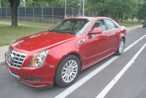 CADILLAC 2013 CTS 4 , ONLY 5000KM.  ORIGINAL. $18,500