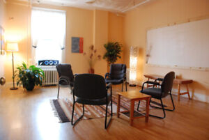 Workshop or Group Space for Event - NELSONBeautiful, profession