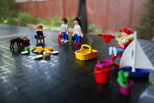 Playmobil family vacation set West Island Greater Montréal image 2