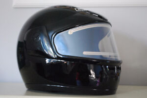 snow machine helmet