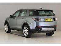 Land Rover Discovery Sport TD4 HSE LUXURY (grey) 2016-03-16