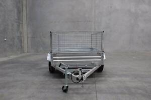 LOWEST PRICE EVER! GAL TRADIE/DOMESTIC 7X5 TRAILER Wetherill Park Fairfield Area Preview