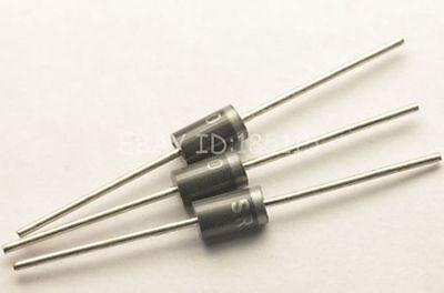 50PCS SR2200 SB2200 2A 200V DIP Schottky Diodes NEW